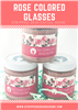 Rose Colored Glasses Facial Mask