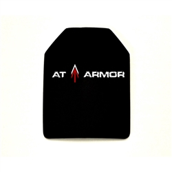 AT Armor Low Signature Special Threat Trauma / Stab Resistant Plate - 10x12 (single plate)