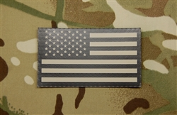 US Flag IR Reflective Forward Facing