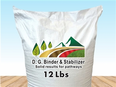 100 Percent Natural Organic D.G. Binder - 12 Pound