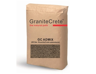 Ash Grey GraniteCrete Stabilizer - Decomposed Granite Installation