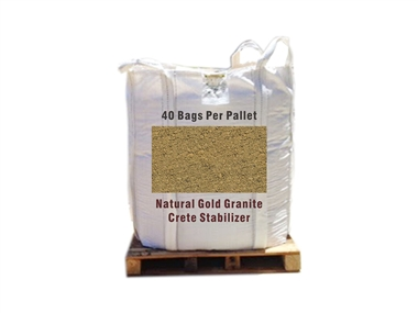 Natural Gold GraniteCrete Stabilizer - Landscaping Rock