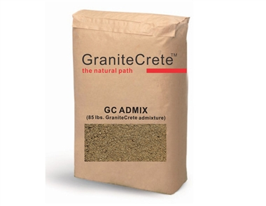Sonora Adobe GraniteCrete Stabilizer - Installation of Decomposed granite