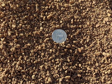 "Cowboy Coffee Decomposed Granite 1/4"" Minus Fresno - 93722"