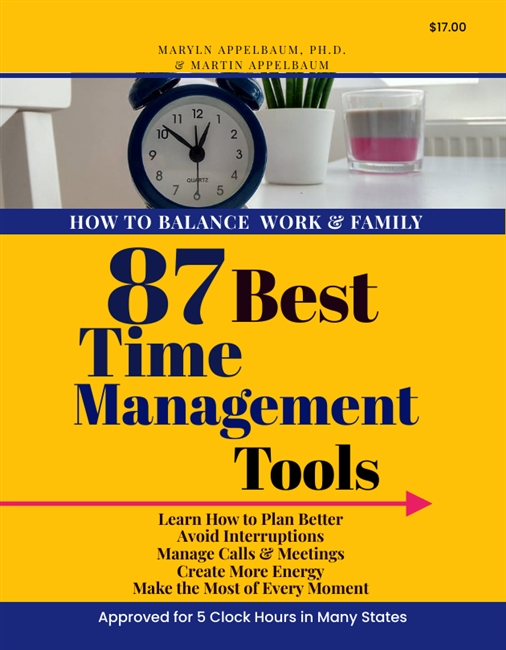 87 Best Time Management Tools: Balance Your Work & Family