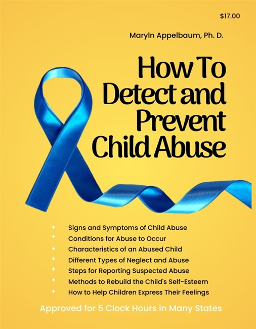 How to Detect & Prevent Child Abuse | 5 Clock Hours