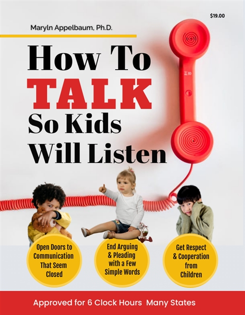 How to Talk so Kids Will Listen | Getting Kids to Hear You