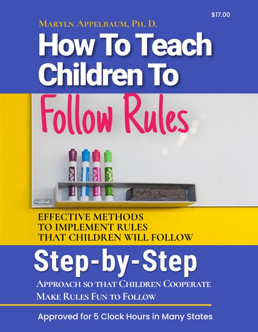 Clock Hour Books: How to Teach Kids to Follow Rules - 5 Hours