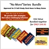No More Bundle | Earn 3 clock hours with each book | 21 clock hours