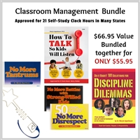 Classroom Management and Discipline Bundle