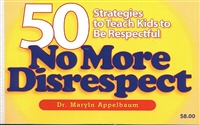 No More Disrespect | Strategies Teaching Kids to be Respectful