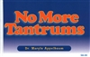 No More Tantrums Book | Early Childhood Resources