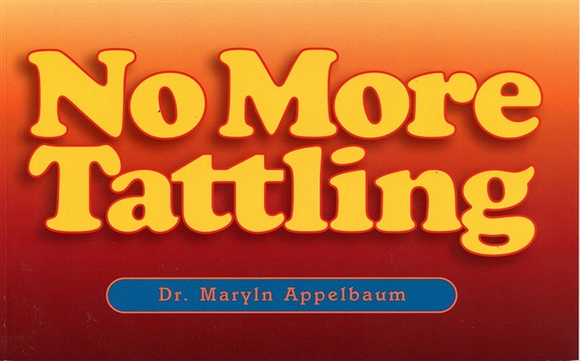 No More Tattling: Early Childhood Resources