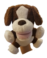 Musical Dog Hand Puppet | Electronic Singing Puppet