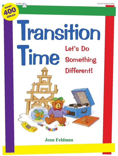 Transition Time: Let's Do Something Different – 8 Clock Hours