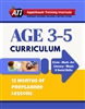 Appelbaum Daily Curriculum Appelbaum Daily Curriculum Spiral Book Ages 3-5 | Early Childhood Development