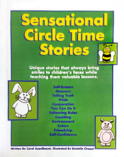 Sensational Circle Time Stories