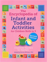 The Encyclopedia of Infant & Toddlers Activities | Earn 5 Clock Hours in many States