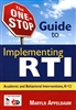 The One-Stop Guide to Implementing RTI | K-12th Grade
