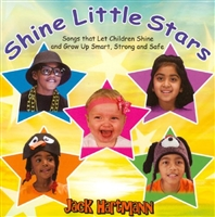 Shine Little Stars. Interactive Sing-along Music CD