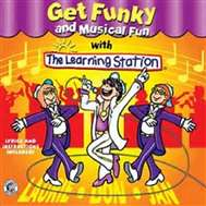Get Funky & Musical Fun with The Learning Station Music CD