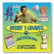 Every 1 Counts CD | Songs for Learning Numbers & Counting