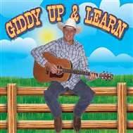Giddy Up & Learn Music CD for Early Childhood Development