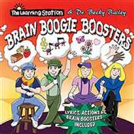Brain Boogie Boosters Music CD | The Learning Station