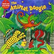 The Animal Boogie | Music & Animal Sound Book & CD