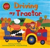 Driving My Tractor | Music Book & CD for Childhood Development