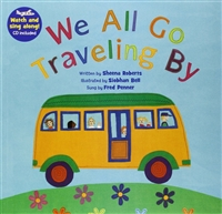 We All Go Travelling By | Music Book & CD for Childhood Development