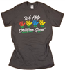We Help Children Grow-Teacher Shirt