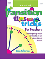 Transition Tips & Tricks for Teachers: Creative Activities for Kids