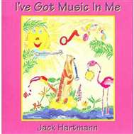 I've Got Music in Me Music & Activity Cd for Kids