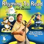Rhyming to Read Sing-a-long Music & Activity CD for Kids