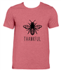 Bee Thankful Pink Shirt