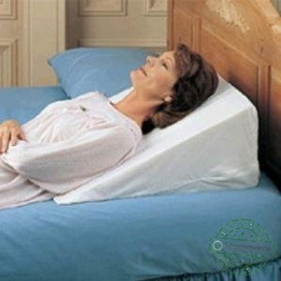 Foam Wedge Bed Pillow In 7 10 And 12 Inch Sizes