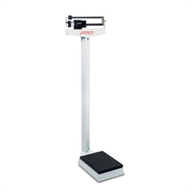 Detecto 437 Eye-Level Weigh Beam Physician Scale