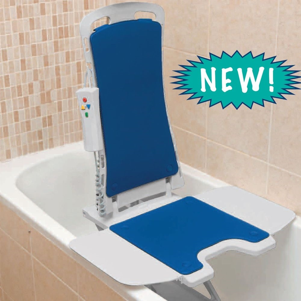 Drive Medical 477150312 Whisper Automatic Bath Lift | Tub Lift