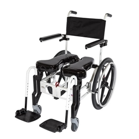 ACTIVEAID 922 Advanced Folding Shower Commode Chair