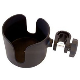 Clip-On Wheelchair Walker Cup Holder