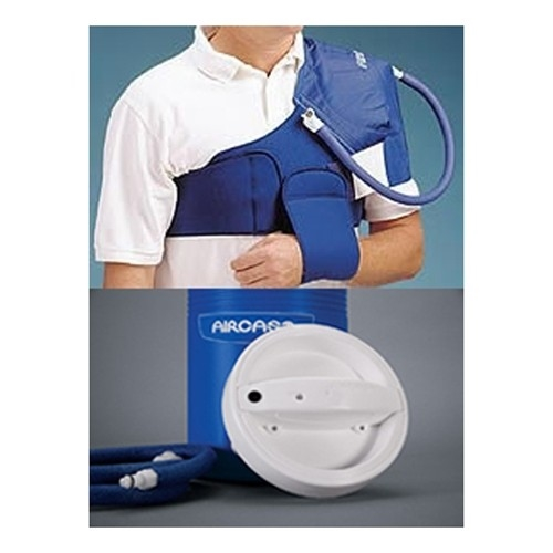 Aircast cryo cuff ic motorized and cuffs for Motorized cold therapy unit