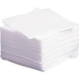 Deluxe Dry Disposable Washcloths by Medline