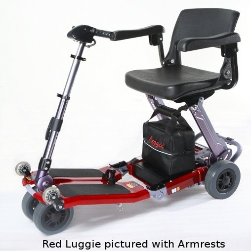 Luggie Folding Standard Travel Scooter | Travel Mobility Scooter
