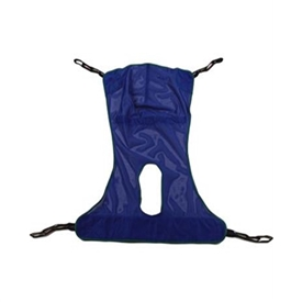 Invacare Sling w/Commode Opening