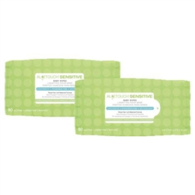 Medline Fragrance Free Baby Wipes