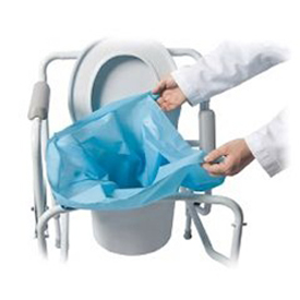 Sani-Bag + Commode Liner - Box of 10
