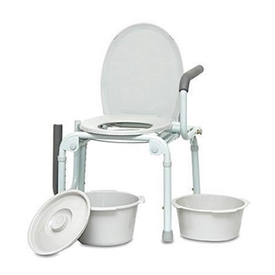 Probasics Standard Drop Arm Commode