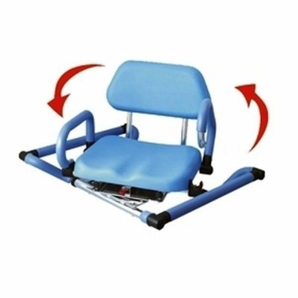 Provider Deluxe Bathtub Swivel Shower Chair, PHS3000