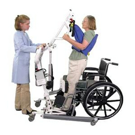 Stand Up Patient Lifts Invacare Hoyer